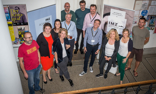 Promotion at IMZ Academy